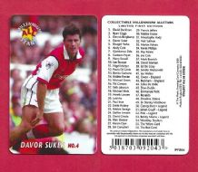 Arsenal Davor Suker 4